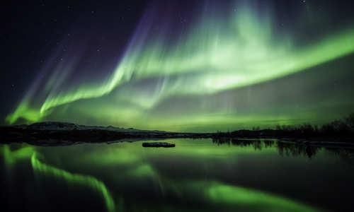 Iceland's Autumn Auroras
