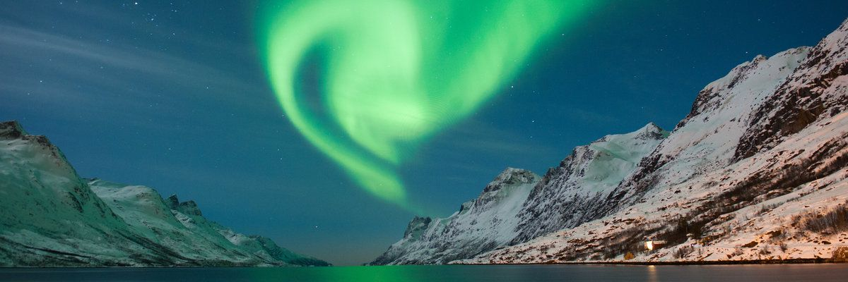Where to see the Northern Lights 2021/2022