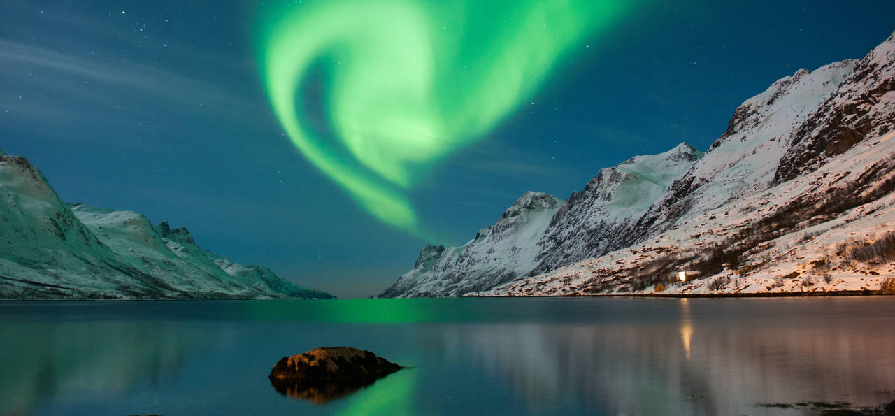 Northern Lights, Tromso, Norway