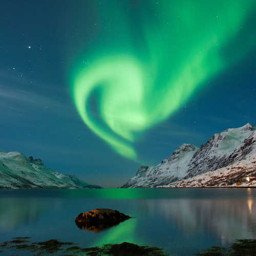 See the Northern Lights in Norway
