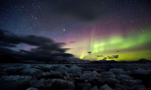 Northern Lights in Svalbard