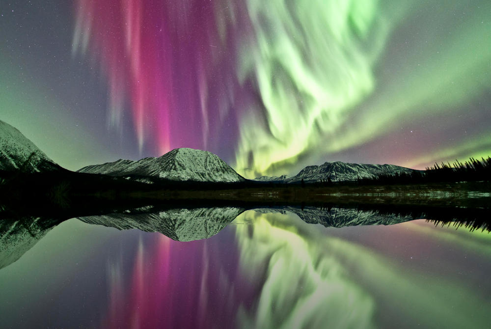 Northern Lights, Yukon