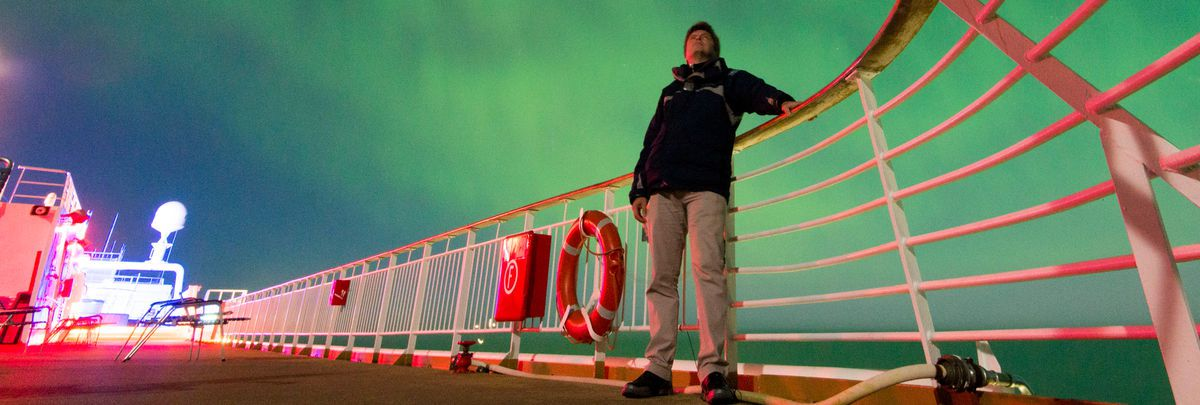 Hurtigruten Northern Lights Promise
