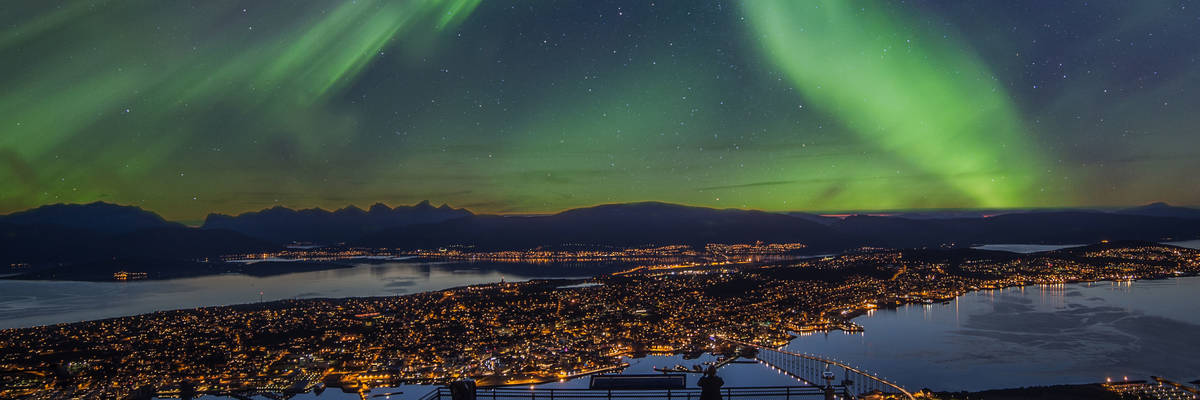 Marvel at the Northern Lights in Tromso