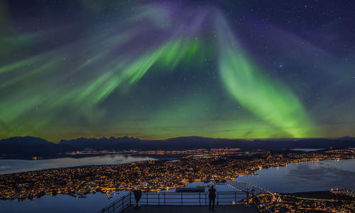 Tromso, Norway (© Truls Tiller)