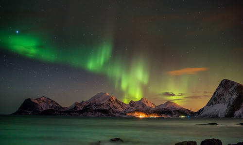 Can you see the Northern Lights in summer?
