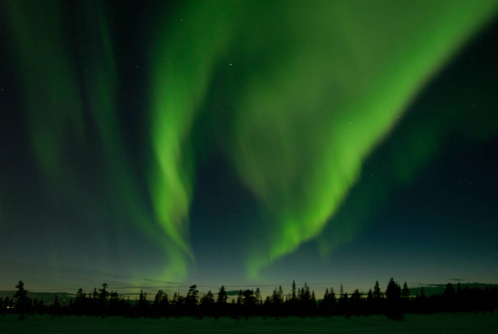 Northern Lights, ICEHOTEL