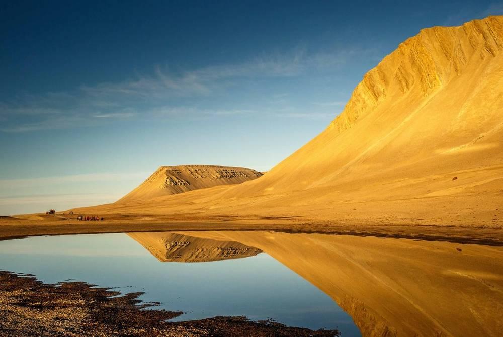 Northwest Passage landscape