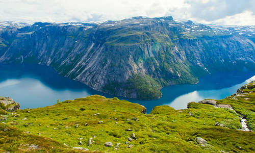 Norway's western fjords: where to visit