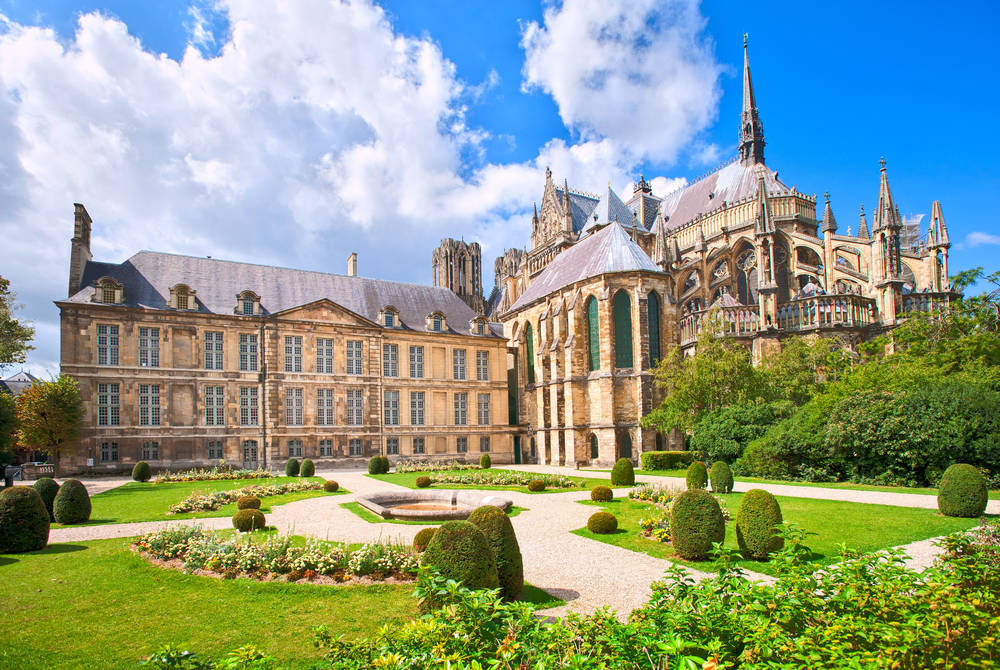 Notre-Dame, Reims