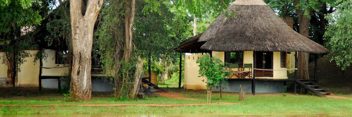 Nsefu Camp, South Luangwa National Park, Zambia