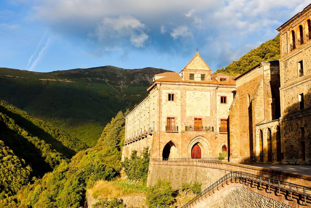 Nuestra Senora de Valvanera Monastery, La Rioja