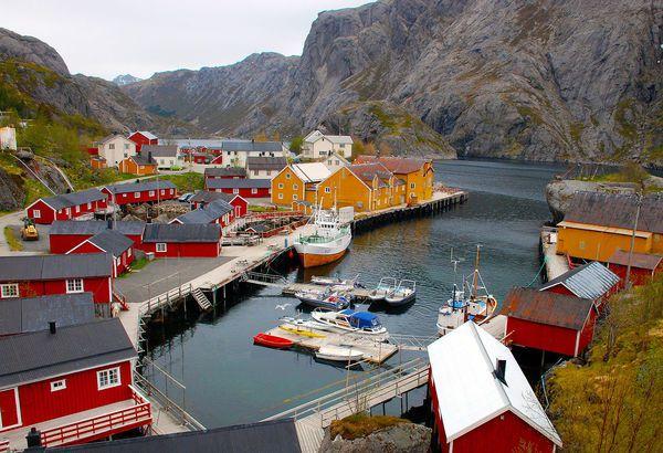 Nusfjord Rorbu Henningsvaer