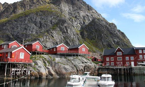 Nusfjord Rorbuer, Nusfjord