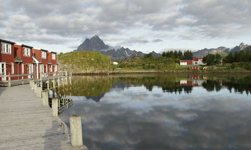 Nusfjord Rorbuer, Nusfjord