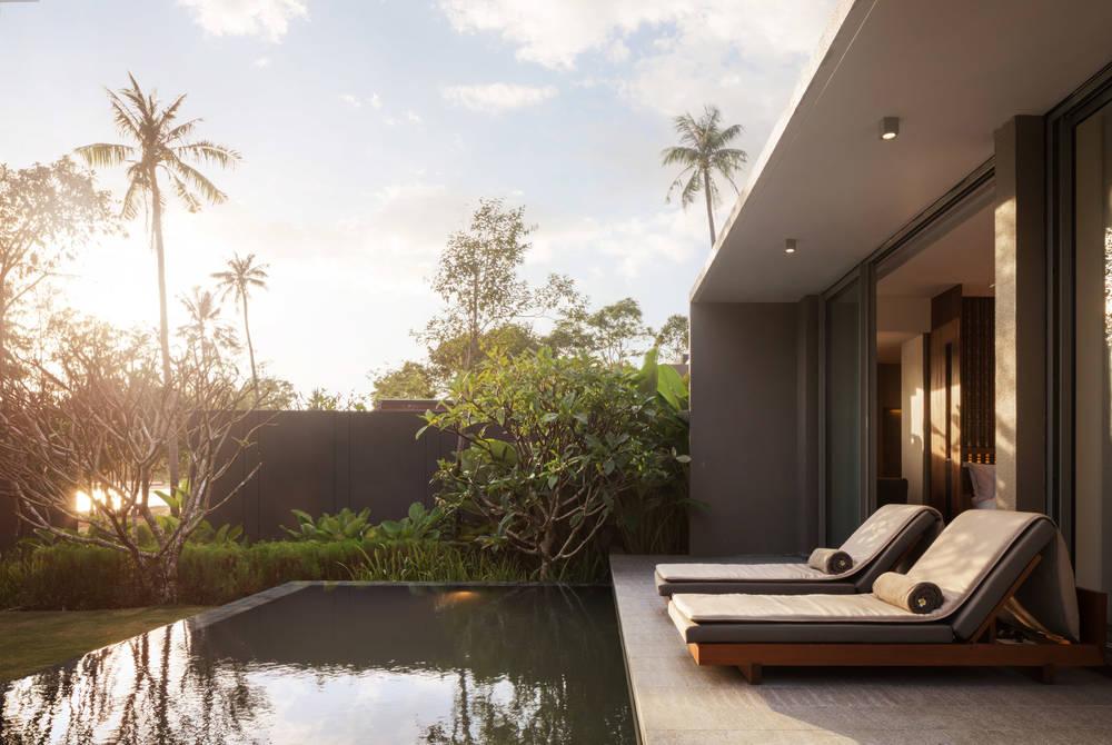 One bedroom ocean villa, Alila Villas, Koh Russey, Cambodia