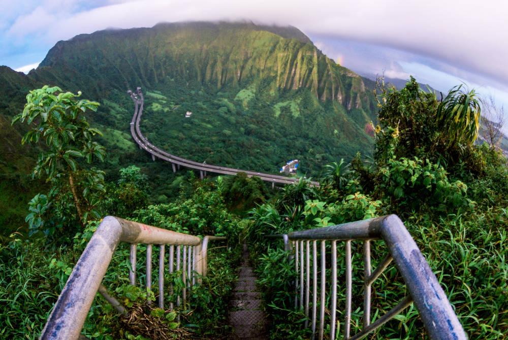 Stairway to Heaven, O'ahu