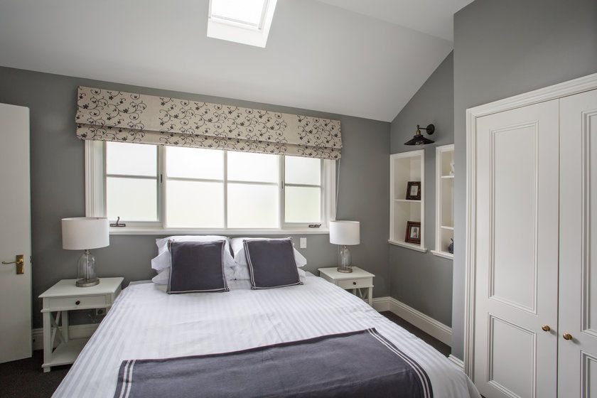 Oak Leaf Bedroom