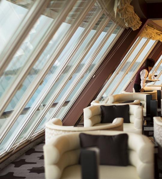 Observation Lounge, Seven Seas Voyager, Regent Seven Seas