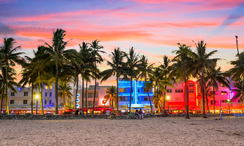 Miami Beach, Florida, USA