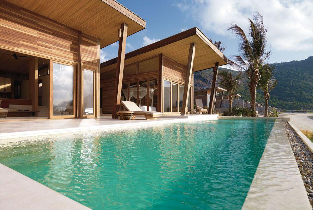 Ocean Front Pool Villa, Six Senses Con Dao