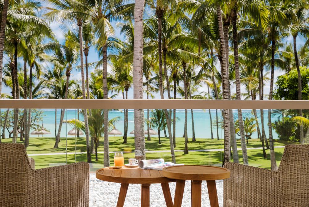 Ocean Room Balcony, One&Only Le Saint Géran, Mauritius