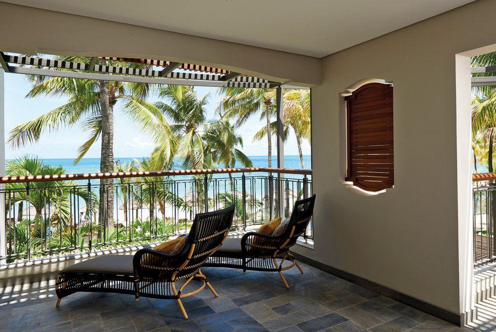 Ocean Suite, Royal Palm Beachcomber Luxury, Mauritius