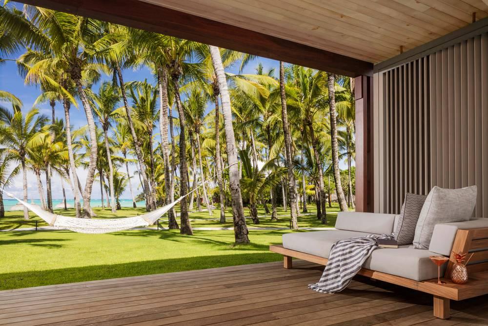 Ocean Suite Terrace, One&Only Le Saint Géran, Mauritius
