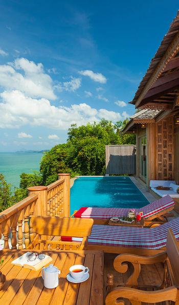 Ocean View Pool Villa, Santhiya Koh Yao Yai