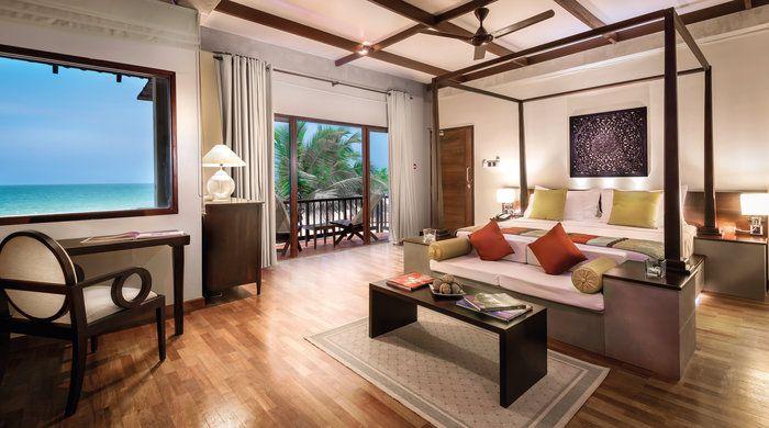 Ocean room, Uga Bay Resort, Passikudah
