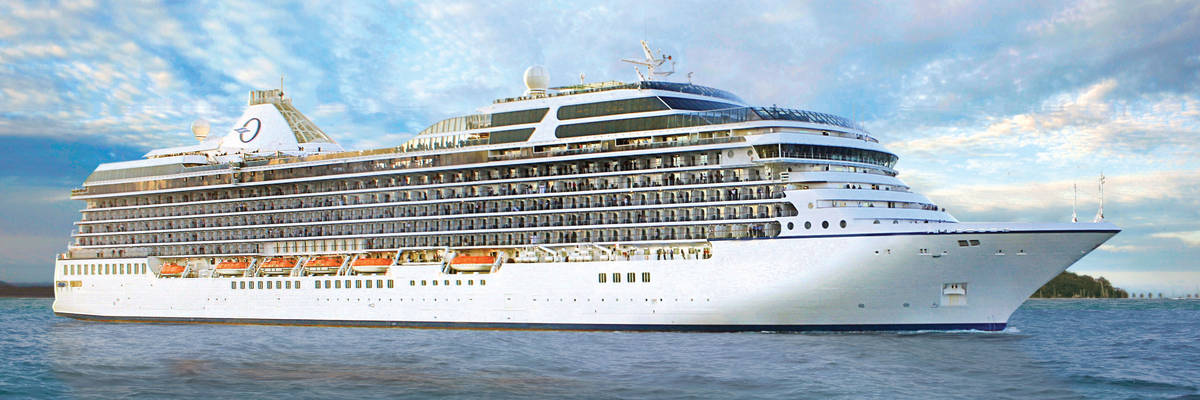 Oceania announce two new ships