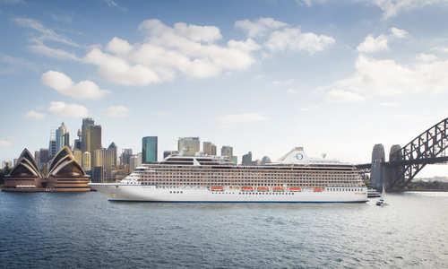 Oceania Cruises, Sydney