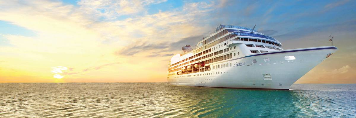 Oceania Cruises announce $100 million re-inspiration