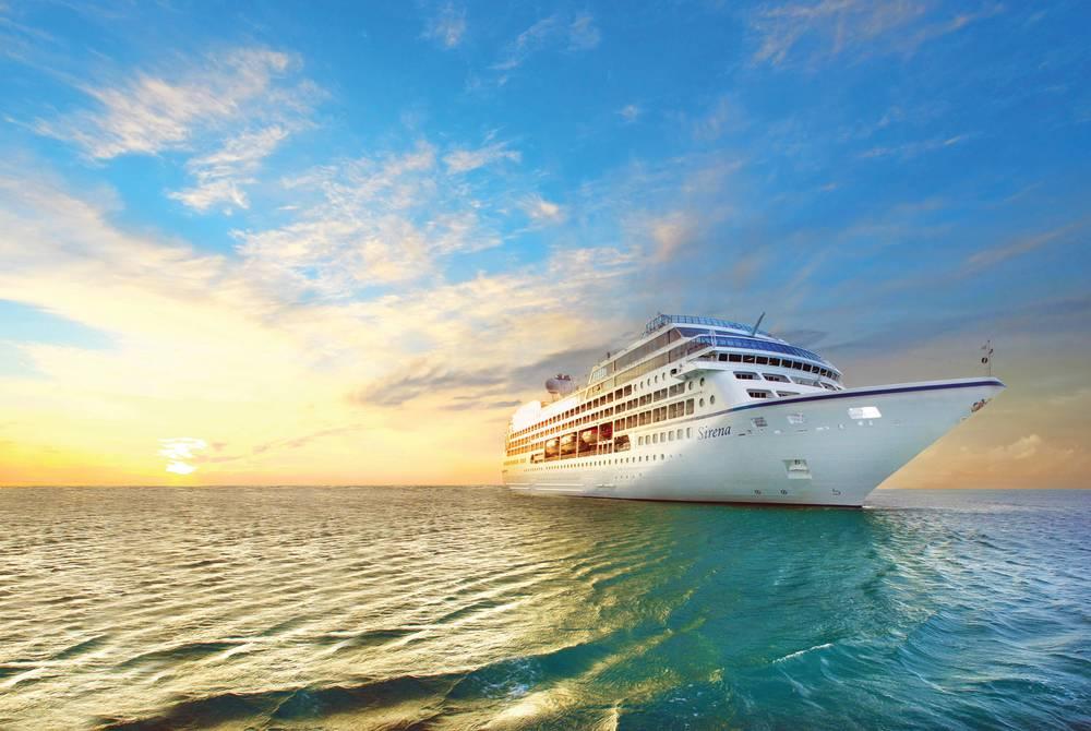 Oceania Cruises R Class