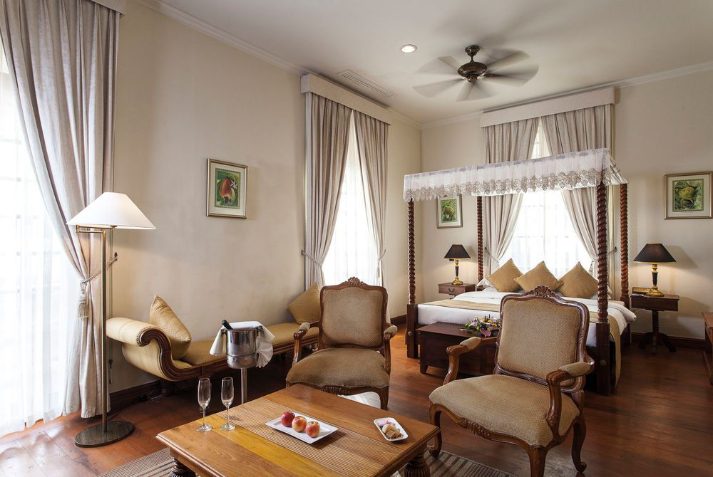 Oceanic spa suite, Galle Face Hotel, Colombo