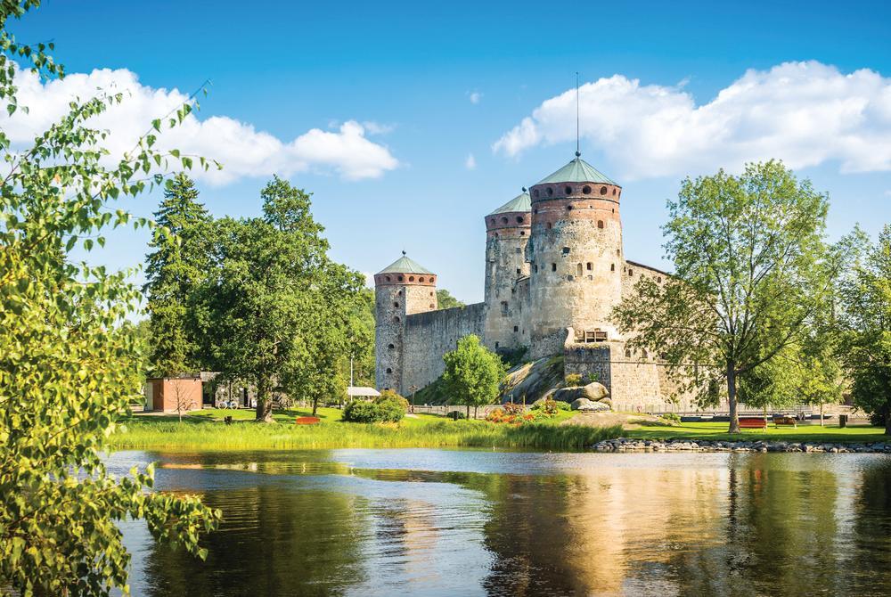 Olavinlinna Fortress, Savonlinna