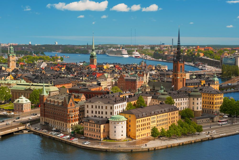 Old City of Stockholm, Sweden