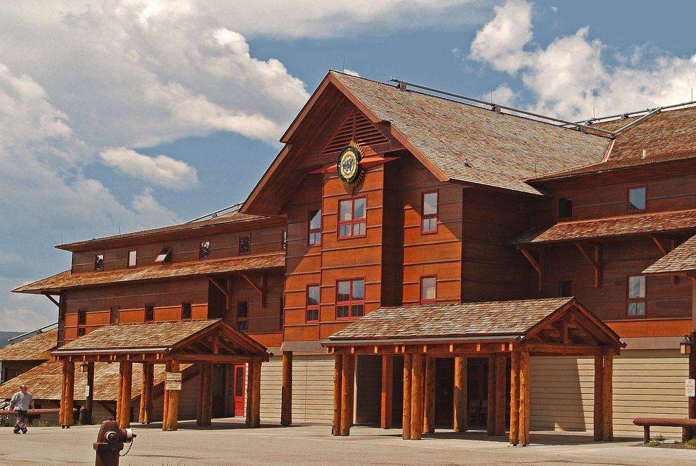 Old Faithful Snow Lodge, Yellowstone National Park