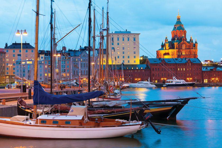 Old Port, Helsinki, Finland