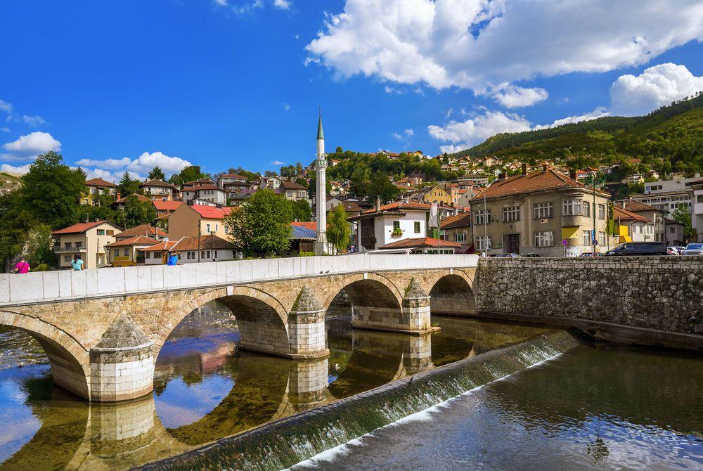 Old Town, Sarajevo, Bosnia and Herzegovina