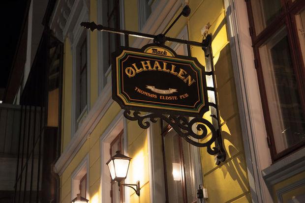 Olhallen Bar Tromso
