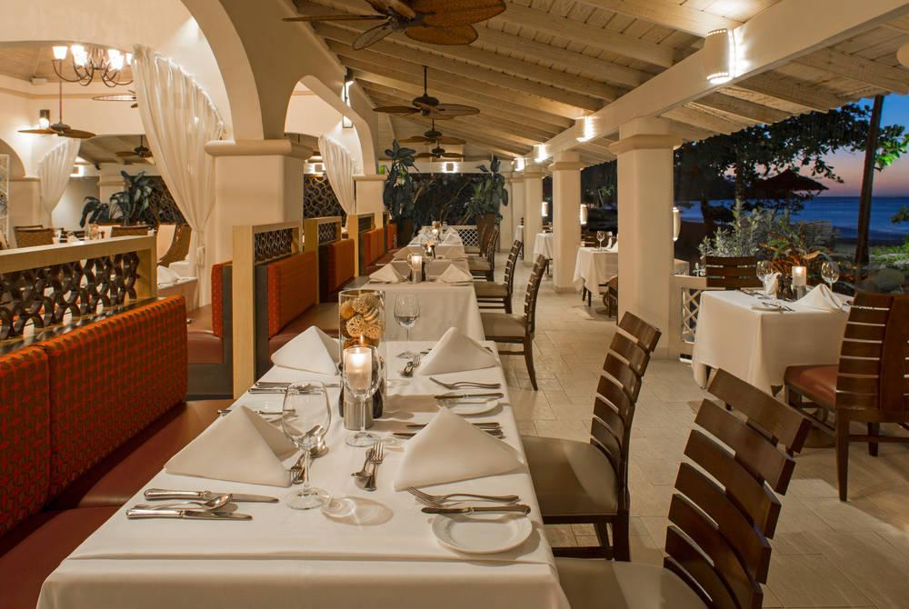 Oliver's Restaurant, Spice Island Inn