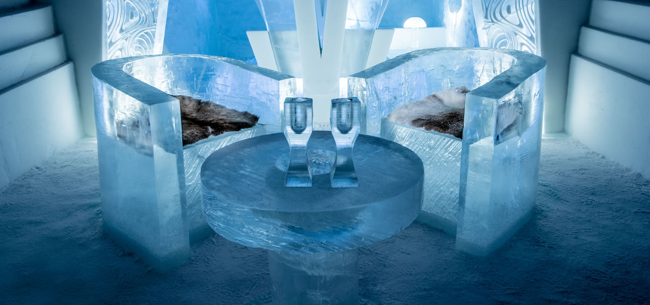 Experience the ICEHOTEL