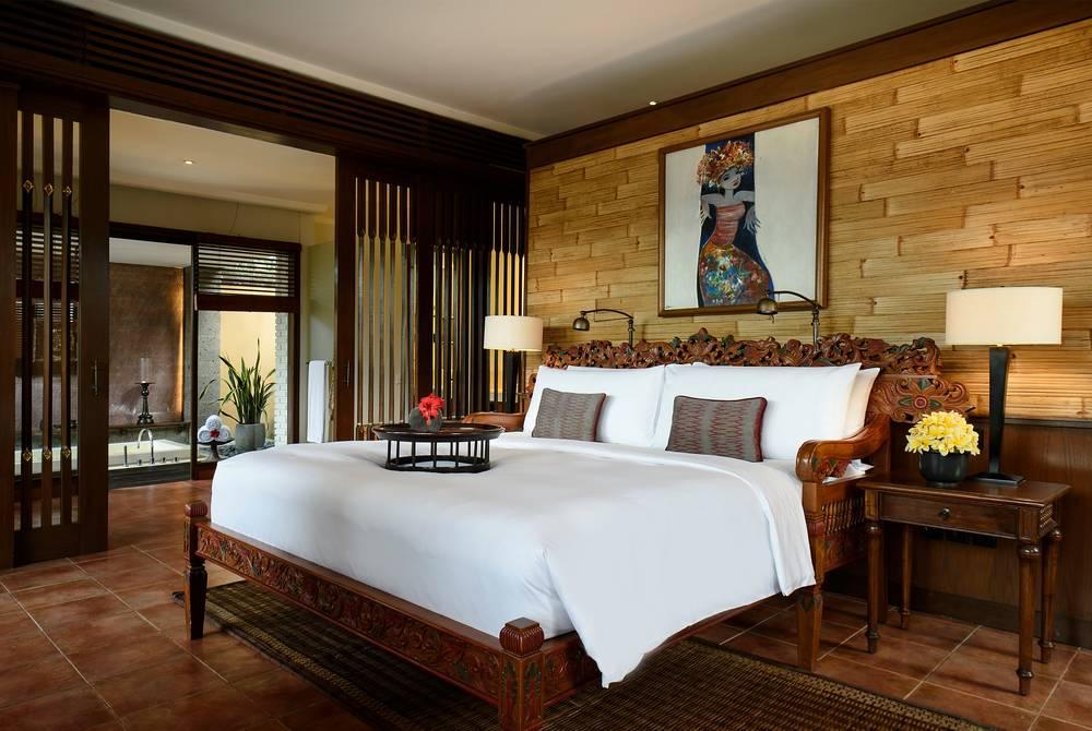 One Bedroom Pool Villa, Chedi Club Ubud