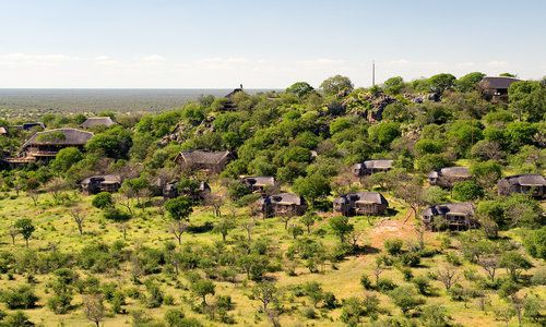 Ongava Lodge, Etosha National Park,