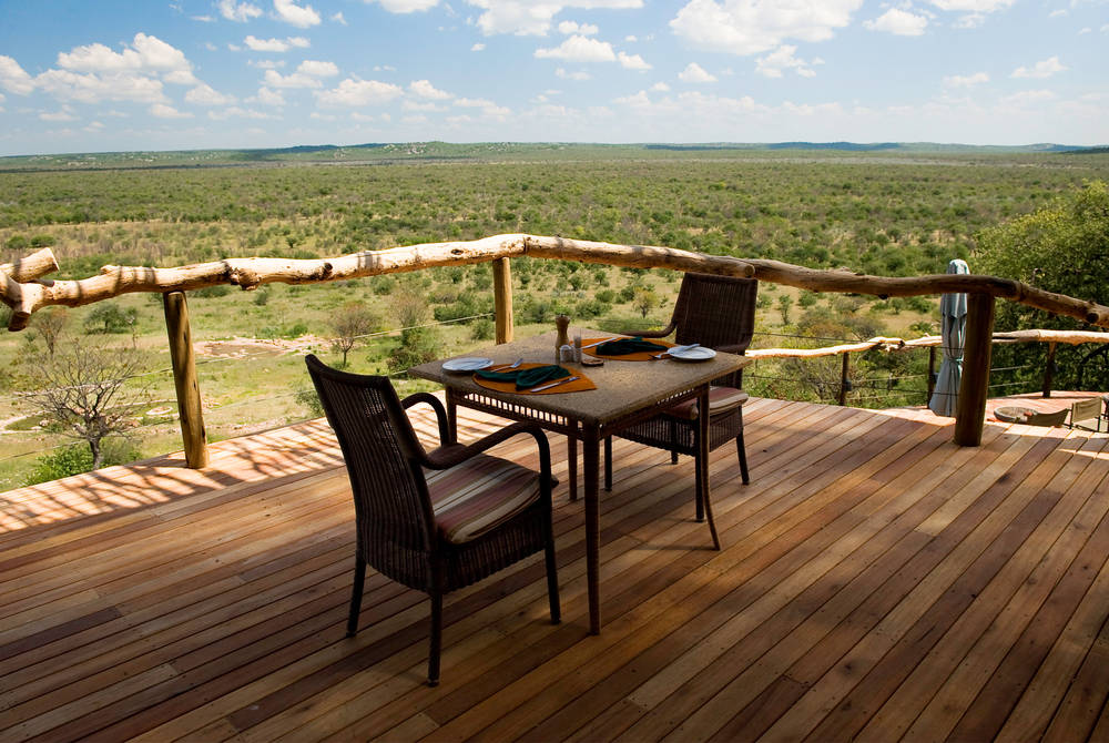 Ongava Tented Camp, Etosha National Park, Namibia