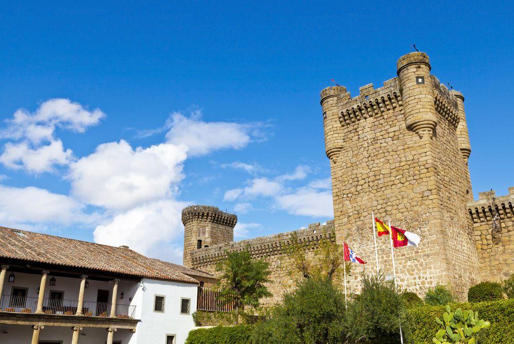 Parador de Oropesa, Toledo