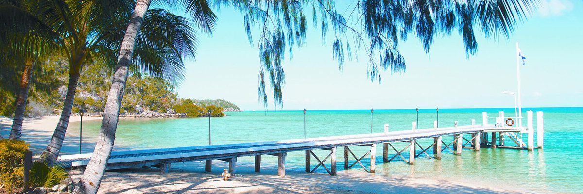 Orpheus island resort beach