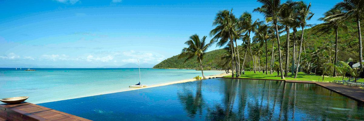 Orpheus island resort pool