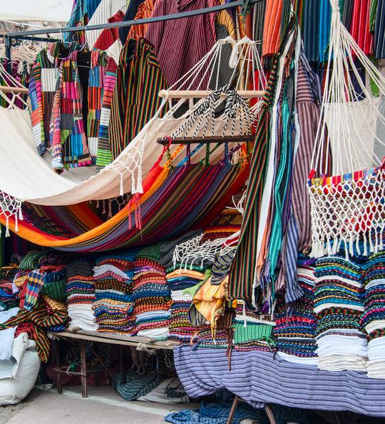 Otavalo Market, Ecuador